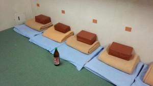 フェリーふくおかⅡ 二等室(エコノミー)