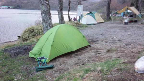 県営赤城山キャンプ場