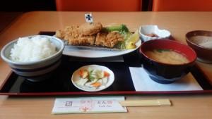 【茨城県水戸市】 とんかつレストラン クックファン 「ガルパンかつ」