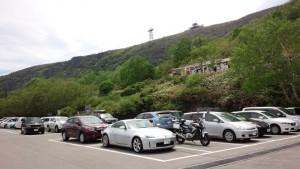 那須岳駐車場