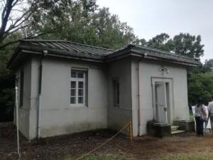大正時代の建築の観測施設2