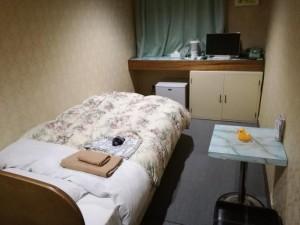 【北海道伊達市】 ビジネスホテルキャッスルにて