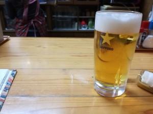 【北海道伊達市】 やど六 「ビール」