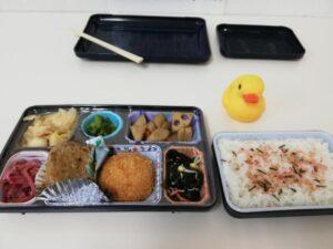 昼飯2日目